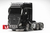 Mercedes-Benz Actros 3363 6×4 GigaSpace from Tamiya
