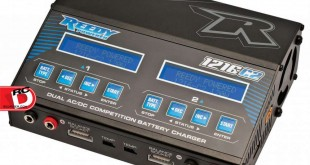 Team Associated - Reedy 1216-C2 Dual AC-DC Competition Balance Charger copy