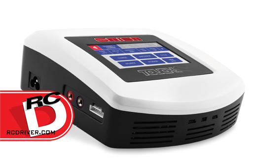Advantage Touch Duo V-Max AC/DC Dual Output Charger from Team Orion