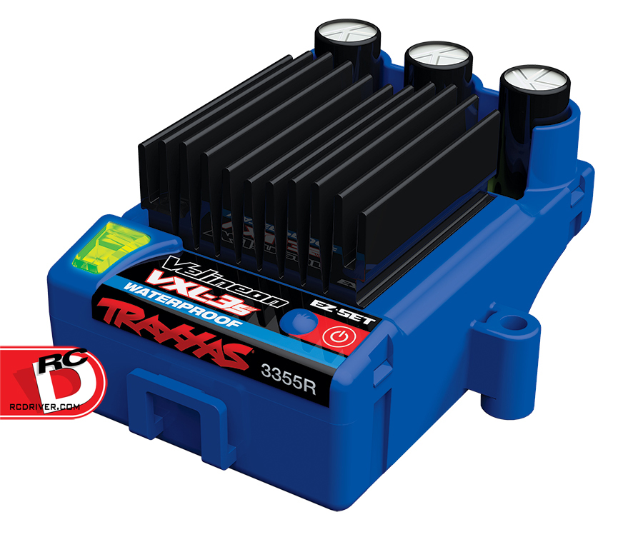 VXL Brushless Models Now With 4-Pole Brushless Technology from Traxxas