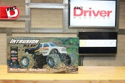Helion RC Intrusion XLR 1/10 2wd Electric RTR Monster Truck