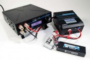 Prodigy High Power Bundle 640 Charger & 1200w Power Supply Combo