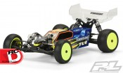 Predator Clear Body for the 22 3.0 from Pro-Line