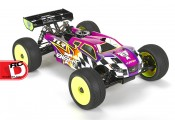 Designed To Win!  The 8IGHT-T 4.0 Nitro Truggy Kit
