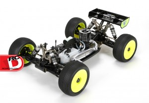Team Losi Racing - 8IGHT-T 4.0 Nitro Truggy Kit _2
