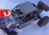 Axial RR10 Bomber Carbon Fiber Body Panels by Xtreme Racing