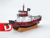 Atlantic II Tugboat with Tactic TTX491 4-Channel 2.4GHz Radio