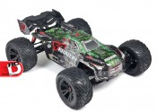 Updated Kraton 6S BLX Brushless 4WD Monster Truggy from Arrma