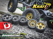 Pre-Order Boom Racing KRAIT Beadlock Wheels Now On AsiaTees