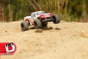 ECX Amp MT 1/10 2WD RTR Action Video