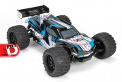 Losi TEN-MT Mosnter Truck RTR with AVC