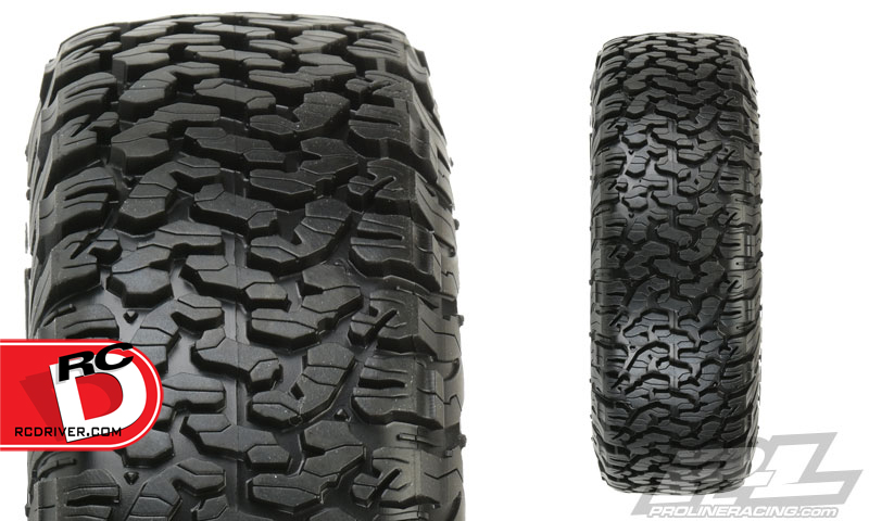 Pro-Line - BFGoodrich All-Terrain KO2 2.2 G8 Rock Terrain Truck Tires