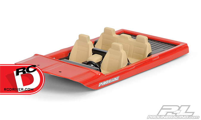 Pro-Line - PL-C Interior for 1-10 Crawlers copy
