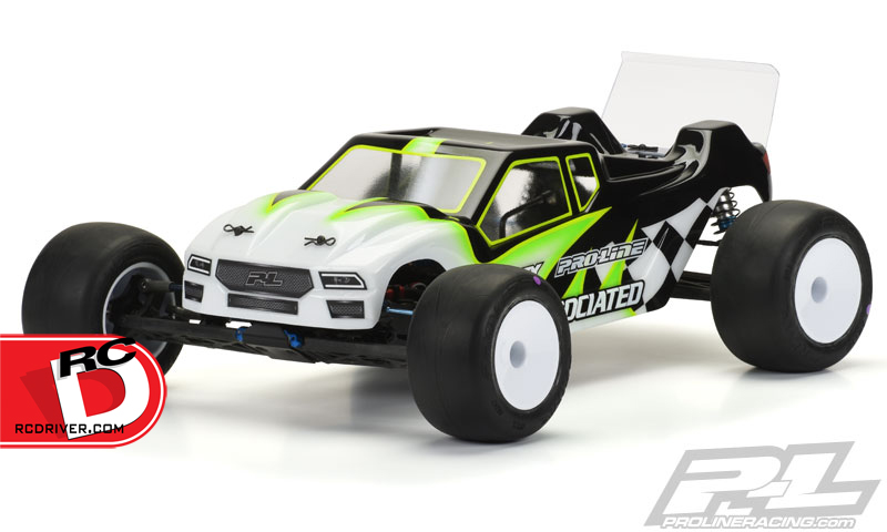 Pro-Line - Pro-Line Enforcer Clear Body for the T5M copy