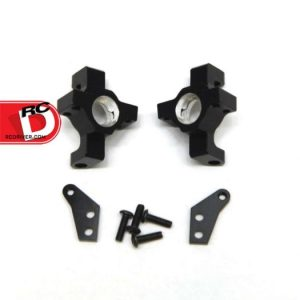 STRC - CNC Machined Aluminum Steering Knuckle for Axial RR10 Bomber, Wraith and Deadbolt (4) copy