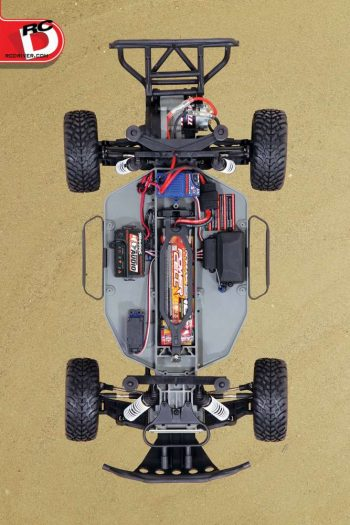 TRAXXAS Slash with Audio