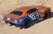 How To: Paint a Checkered Flag on Your RC Muscle Car