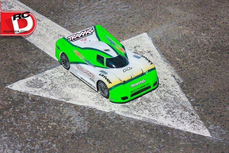 Traxxas Super Speed Car