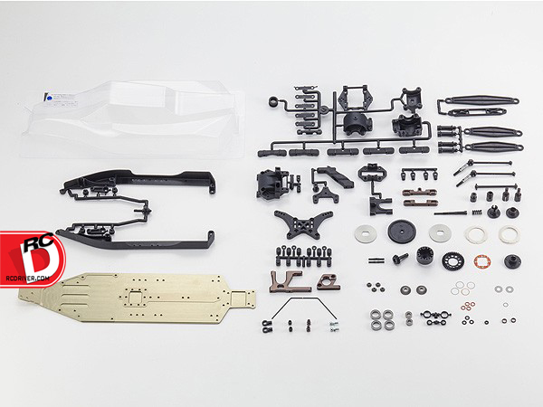 Kyosho - RZ6 Shaft Drive Conversion Kit_1 copy