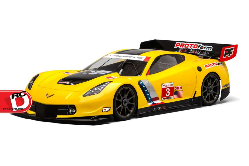 PROTOform - Chevrolet Corvette C7.R Clear Body