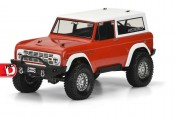 1973 Ford Bronco Clear Body from Pro-Line
