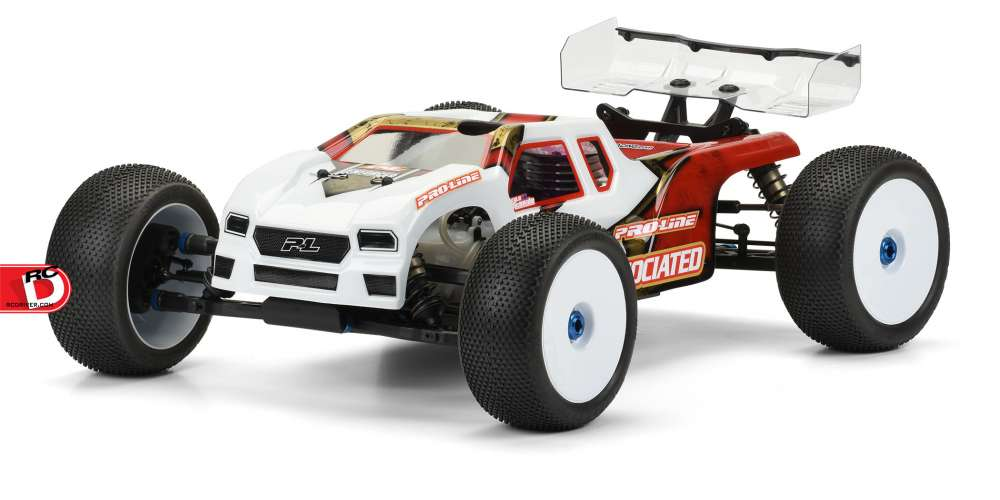 Pro-Line - Enforcer Clear Body for the RC8T3 copy