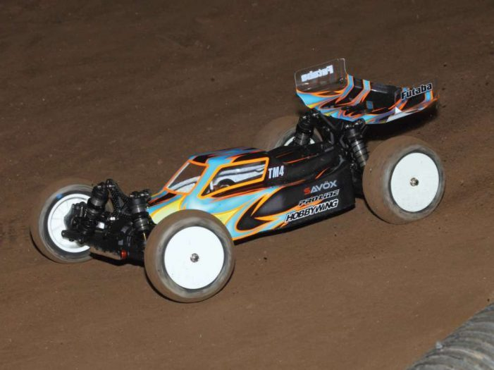 Review: Team C TM4 RC Buggy – Fun, Fast and 4WD