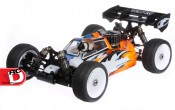 Serpent Cobra SRX8 1/8 Nitro Buggy