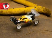 Team Durango DEX210 V3 Competition 2wd Buggy Track Action Video