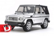 Mercedes-Benz G 320 Cabrio – MF-01X from Tamiya