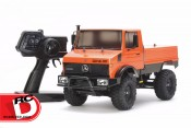 Mercedes-Benz Unimog – CC01 425 from Tamiya