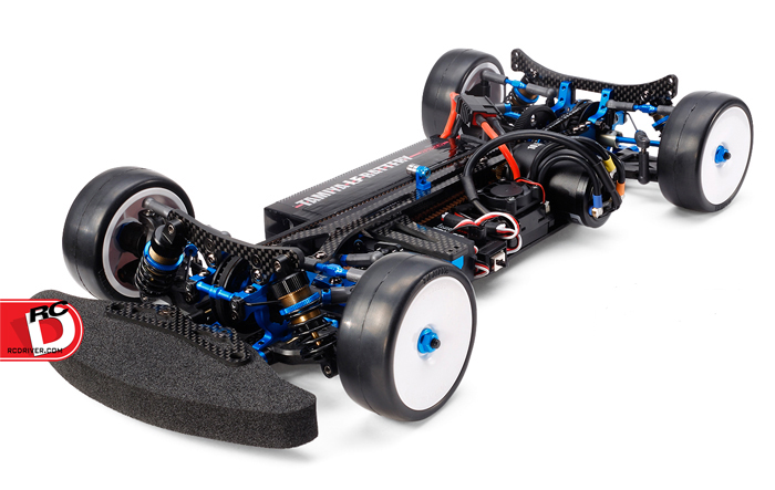 Tamiya - TRF419X Chassis Kit copy