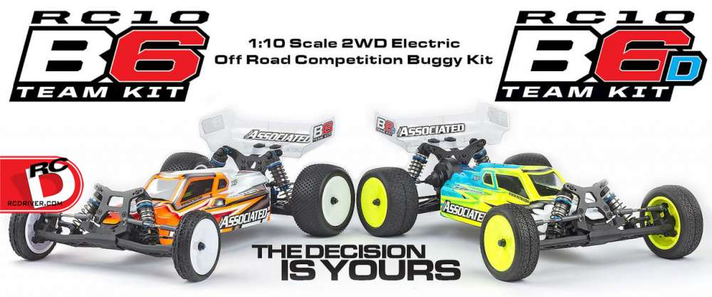 Team Associated B6 and B6D copy