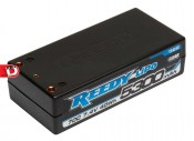 Reedy LiPo 5300mAh 70C 7.4V Shorty Battery