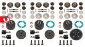 V2 Differential Sets for the RC8B3 and RC8B3e from Team Associated