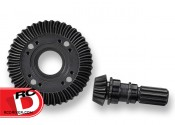 Machined Diff Gears for the X-Maxx by Traxxas