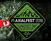 Save The Date – July 15 – 17 for AXIALFEST!