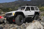 SCX10 II 2000 Jeep Cherokee 1/10th Scale Electric 4WD – Kit
