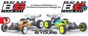 Check it out!  New Parts for the RC10B6/B6D Team Kits