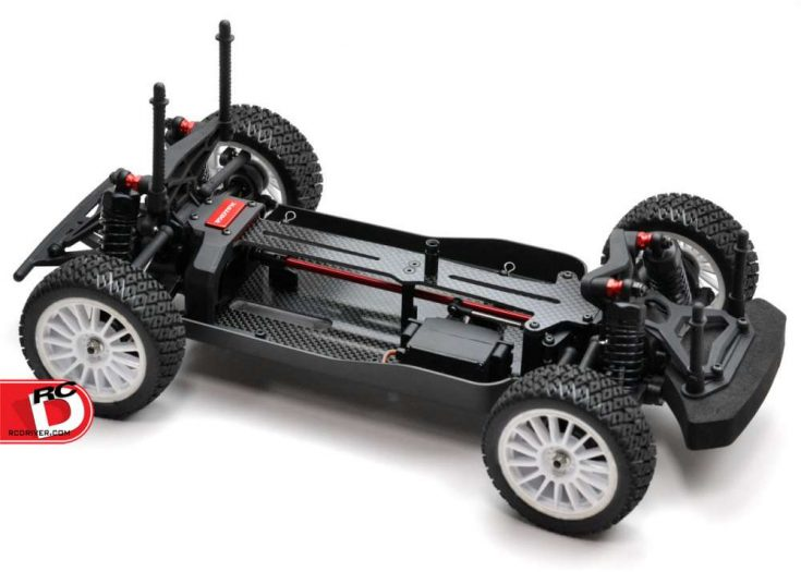 Exotek - Carbon Fiber Chassis and Upper Deck for the Losi Mini Desert Truck and Mini Rally_1 copy