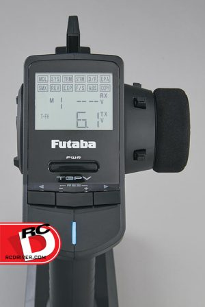 T3pv 3 Channel Computer Radio System From Futaba Rc Driver