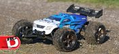1:10 Truggy Action with the Select Four 10TR from Helion