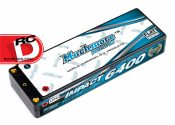 Muchmore Racing IMPACT Linear LCG FD2 6400mAh/110C LiPo Battery