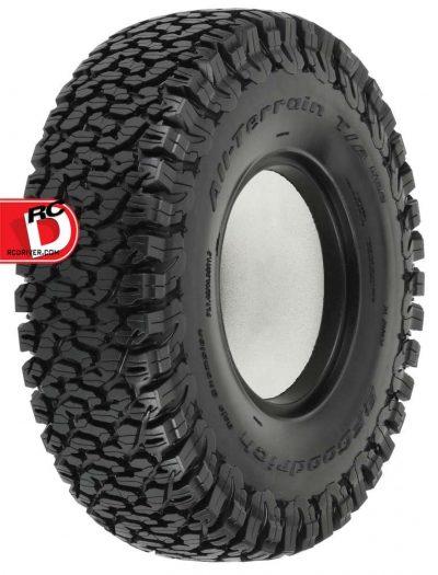 Pro-Line - BFGoodrich All-Terrain KO2 1.9 G8 Rock Terrain Truck Tires