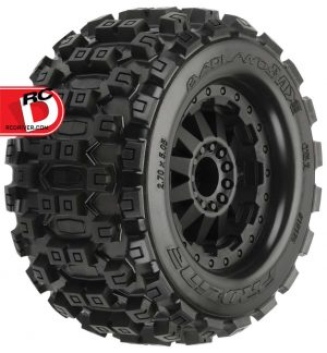 Pro-Line - Badlands MX28 2.8 (Traxxas Style Bead) All Terrain Truck Tires-2