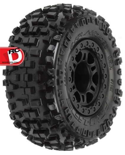 Pro-Line - Badlands SC 2.2-3.0 M2 (Medium) Tires Mounted
