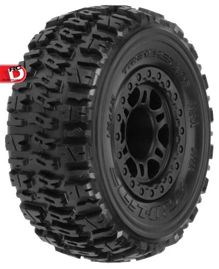 Pro-Line - Trencher X SC 2.2-3.0 M2 (Medium) Tires Mounted