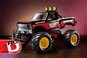 It's Back!  The Tamiya Blackfoot