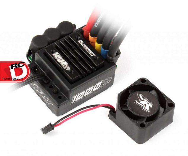 Team Associated - Reedy Blackbox 1000Z+ Sensored Brushless Competition ESC copy
