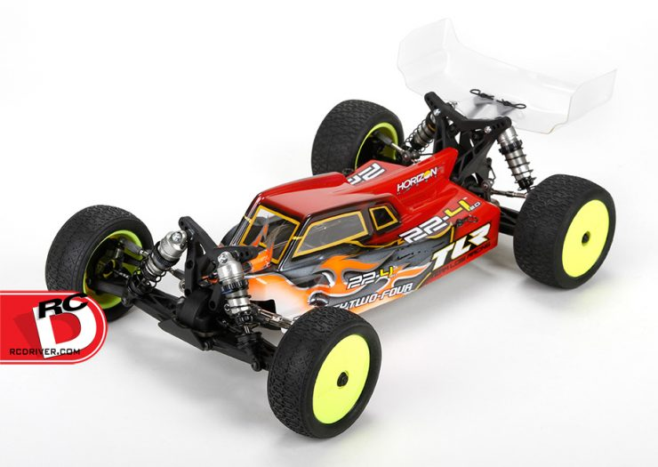 Team Losi Racing 0 224- 2.0 4wd Off Road Buggy_1